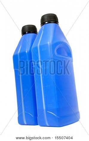 jerry can isolated on a white background