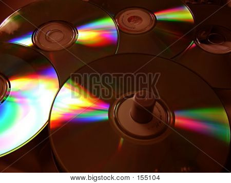 Cd Colour Abstract