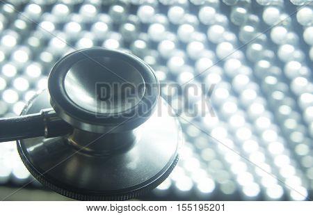 Medical Doctors Stethoscope