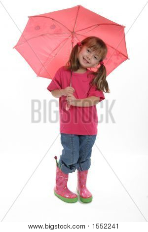 Ready For Rain (Pink)
