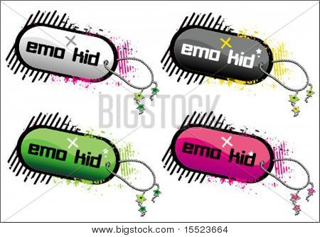 emo tags.  To see similar, please VISIT MY GALLERY.