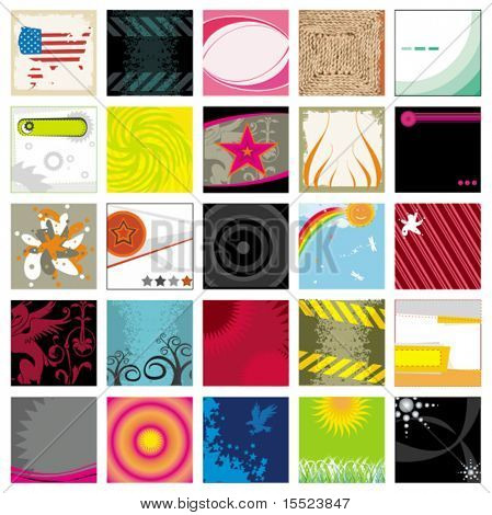 vector designs - vector collection. To see similar, please VISIT MY GALLERY.