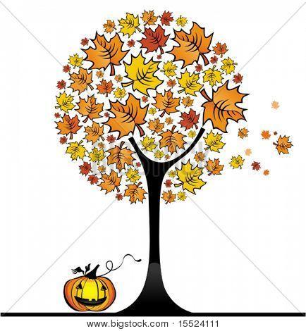 Halloween marple tree 1. To see similar, please VISIT MY GALLERY.