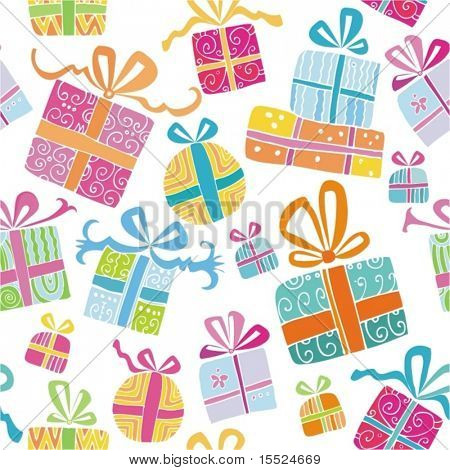 Colorful vector gift boxes. To see similar, please VISIT MY GALLERY.