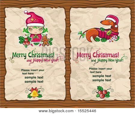 3. Santa helpers