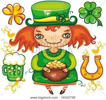 Dia duende série St. Patrick 3