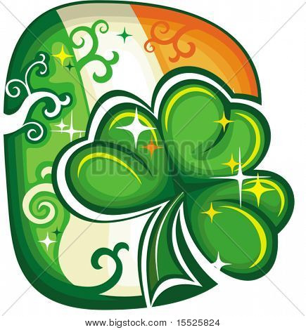 St. Patrick's Day icon series 5