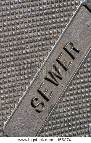 Manhole Cover Sewer