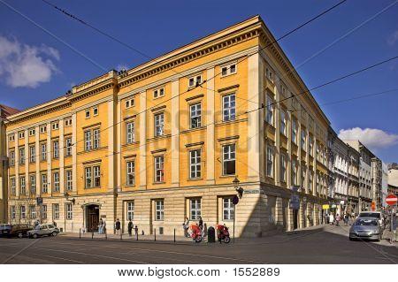 Old Urban Building