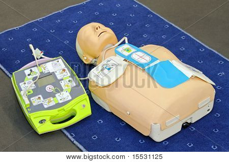 Aed Dummy