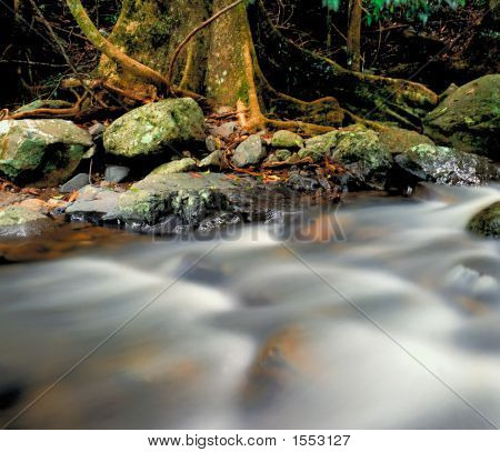 Running Creek Water