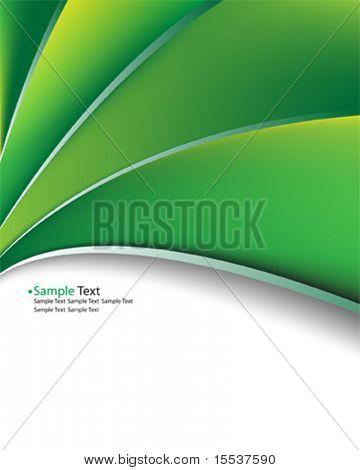 vector green design