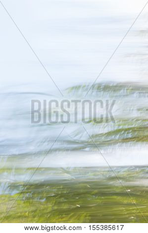 Blurred Abstract Background.indy Landscape.