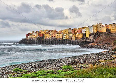 El Roque, Gran Canaria