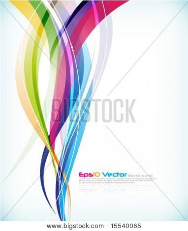 Fondo de vector Eps10