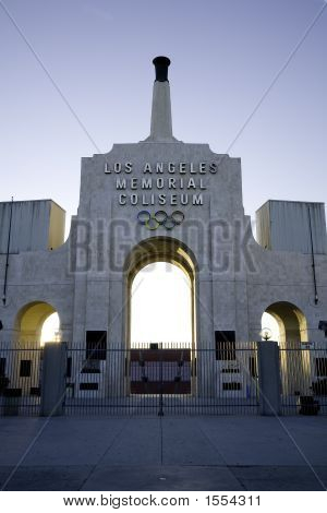 Los Angeles Memorial Coliseum 2