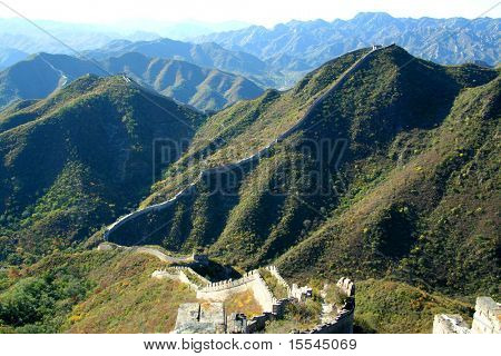 Gran Muralla China. Beijing