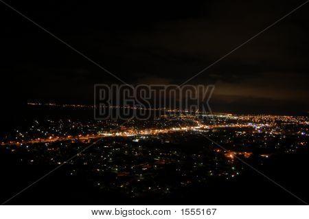 Rotorua  By Night