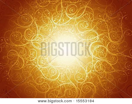 beautiful vector shiny background
