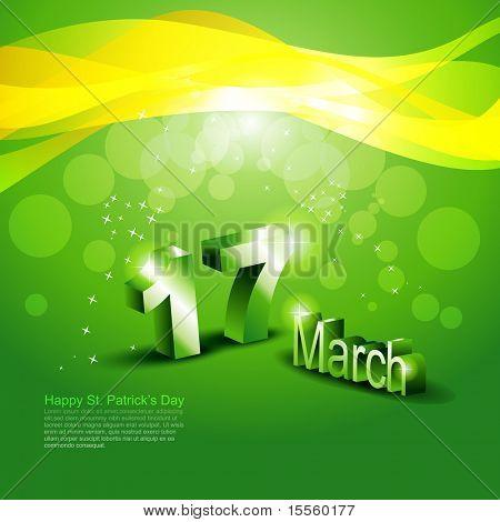 vector cultural st patricks day design