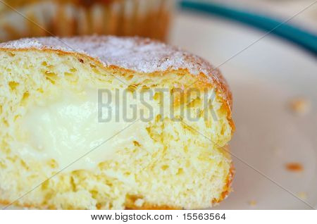 Delicious Cream Bread