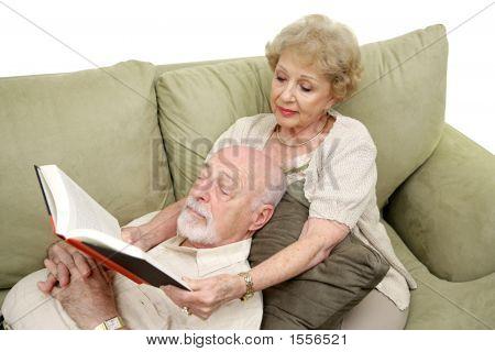 Senior Naptime