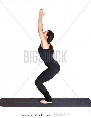 Yoga-Bewegung