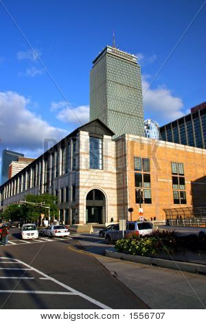 Hynes Convention Center, Boston..