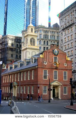 Boston Old State House..