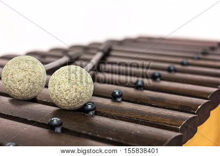 The Xylophone And Mallet