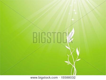 Eco-Hintergrund