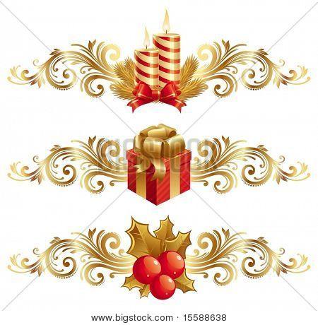 Christmas symbols & ornament
