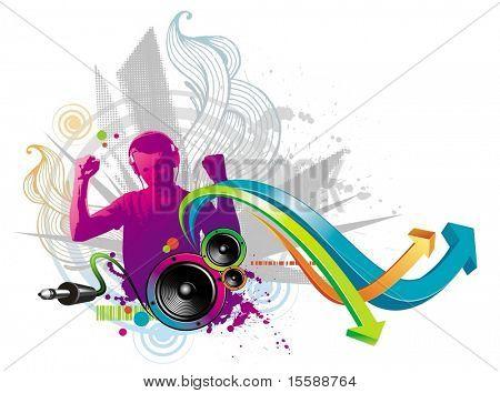 Potencia de sonido
