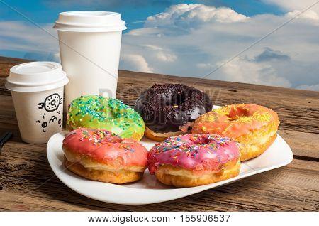 Doughnut, Dough-boy, Sinker, Fritter