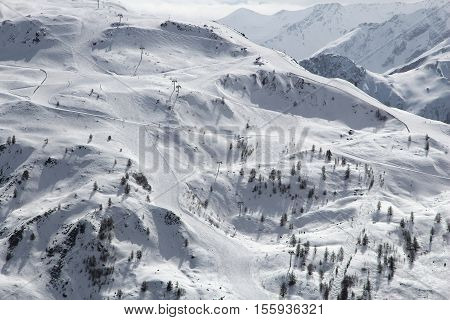 France Ski Area