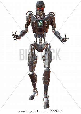 Cyborg 3000-Menace