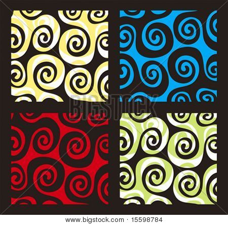 ringlet backgrounds