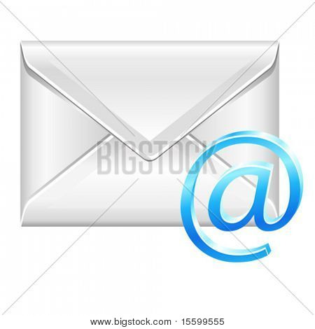 vector e-mail icon