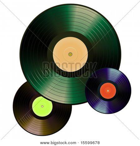 vector vinyl set