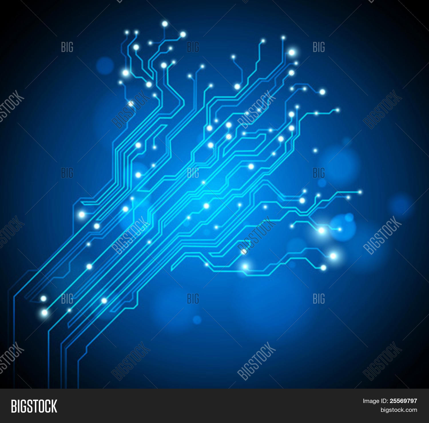Circuit Board Images Illustrations Vectors Free Bigstock Abstact Background With And Binary Code Stock Tree Creative Idea Vector