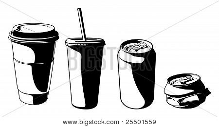 Cups And Cans
