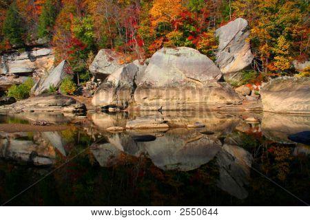 Cumberland And Eagle Falls