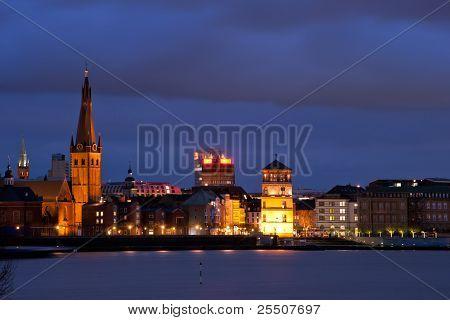 Dusseldorf Altstadt