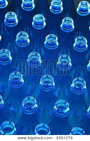 Bottles In Factory
