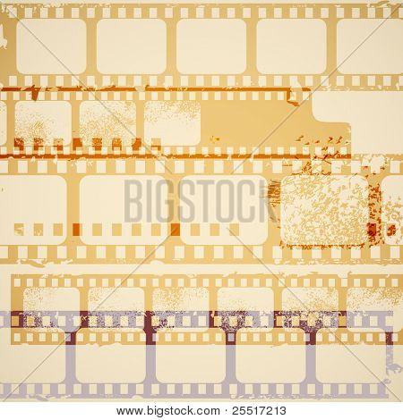 Old film background
