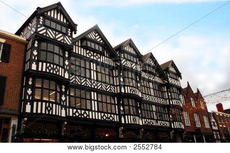 A Tudor Building