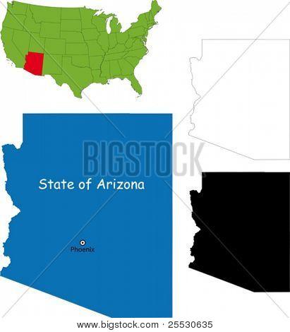 Bundesstaat Arizona, Vereinigte Staaten