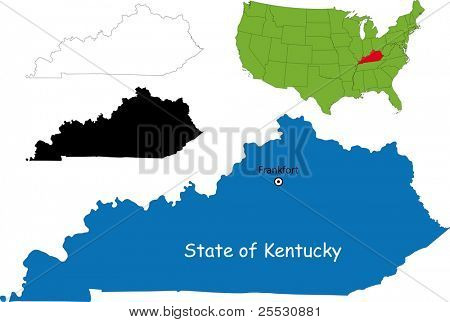 State of Kentucky, USA