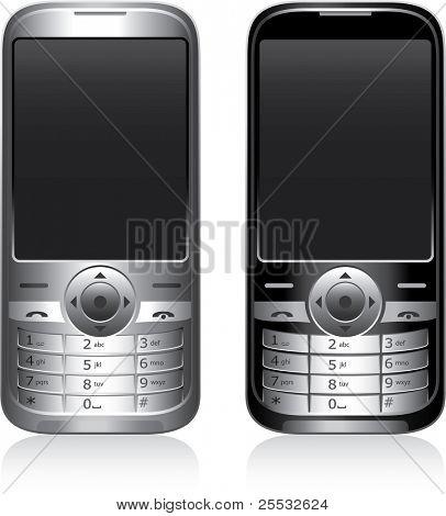 Teléfono móvil Vector - diseño original