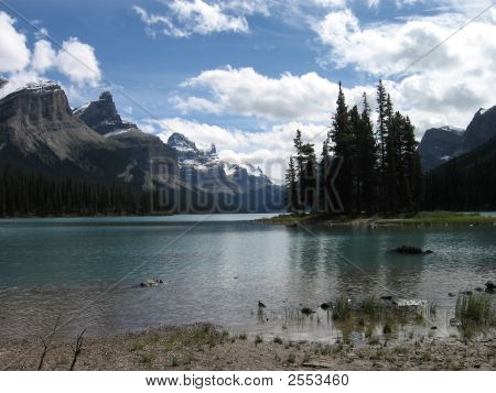Spirit Island Rockies